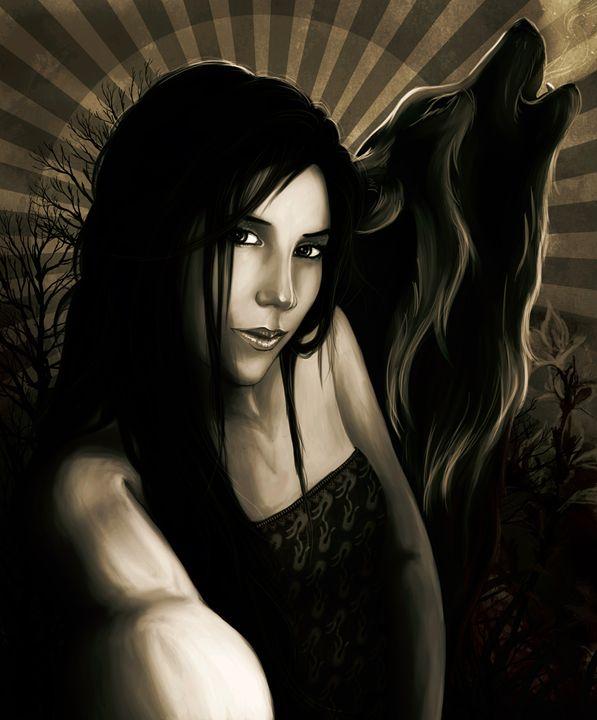 SheWolf Dark Night - P.Halliwell