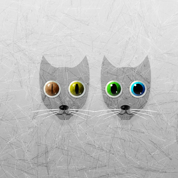CrazyCats - P.Halliwell
