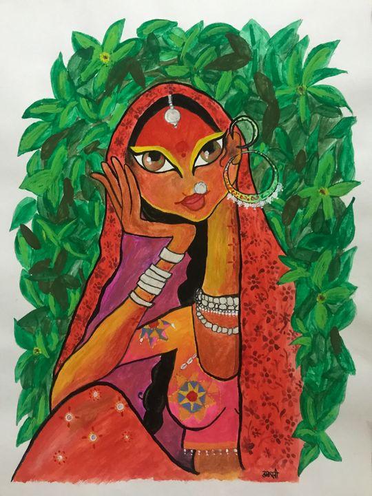 Naina - Divine art