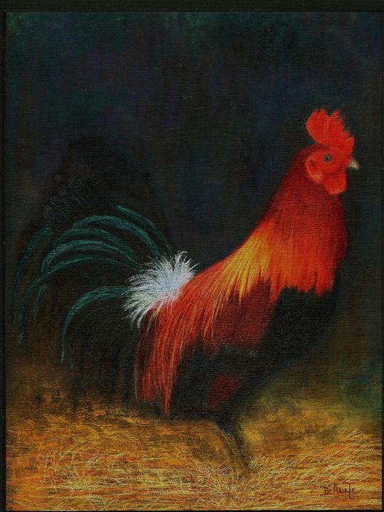 """Red"" - Dianne Tumey's Artworks"
