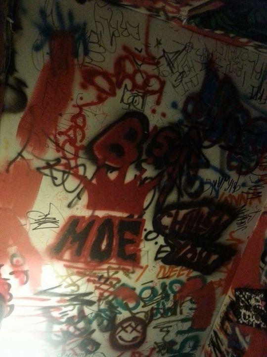 Graffiti - Nicole