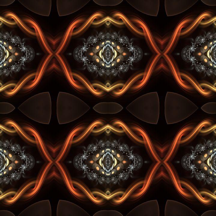 Kaleidoscopic wallpaper tiles - Patterns