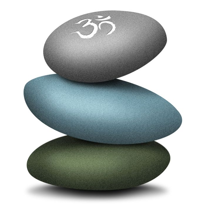 Zen Rocks - RJMN Illustrations