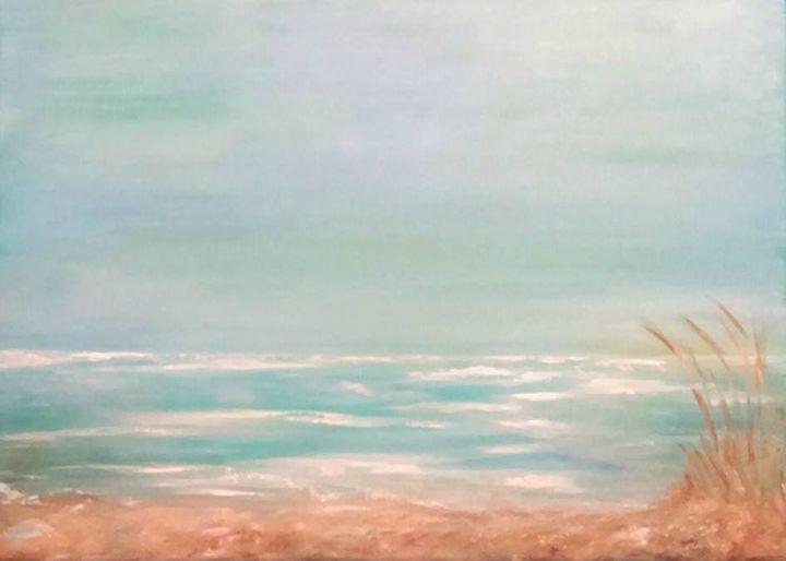 Ocean View - Jules Art Studio