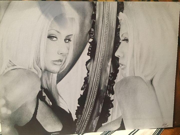 Christina Aguilera - Rosaritoinkk