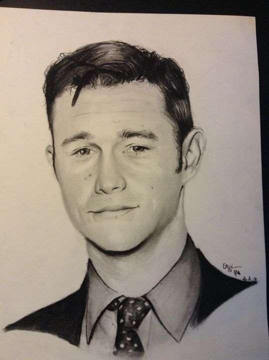 joseph gordon levitt - Ethan Warners art