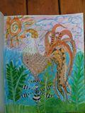 drawing of turkey