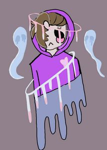 ghost person