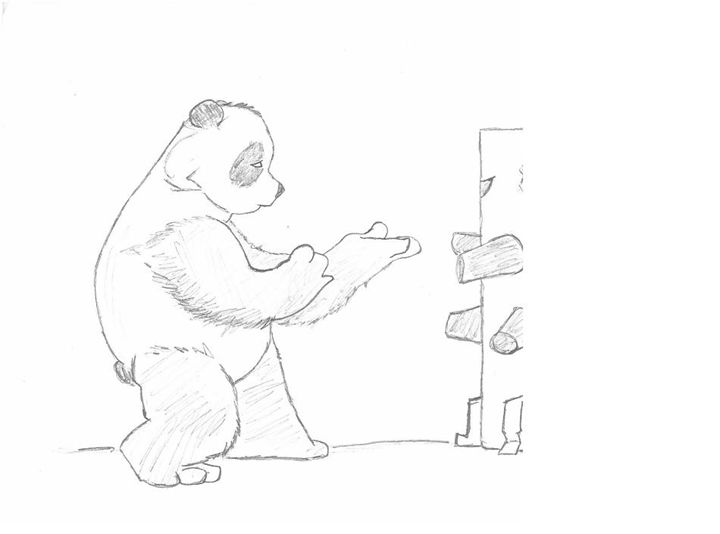 Wing Chun Panda - Sendy