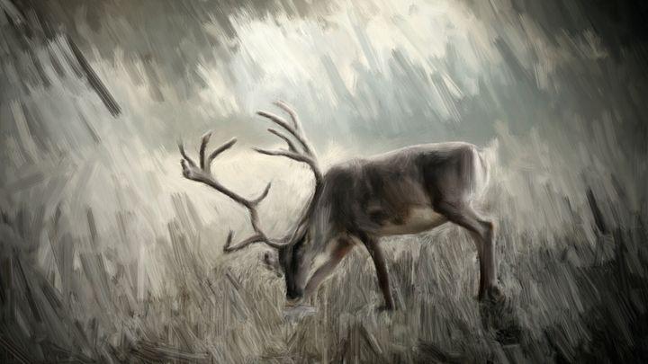 Reindeer - Abby Humble