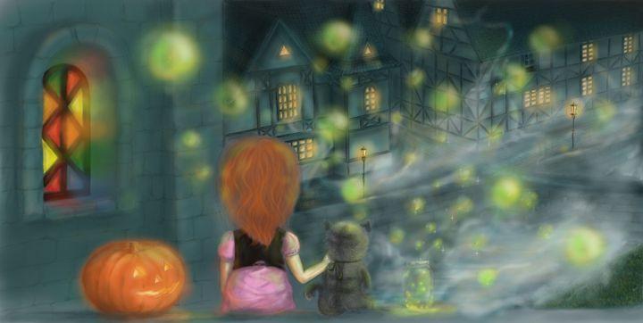 Friends till the end - Magic Art