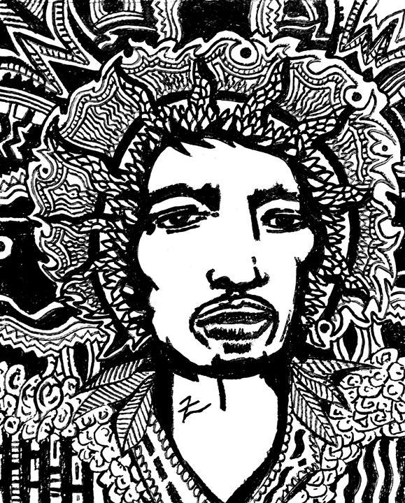 Hendrix - Fernando lopez