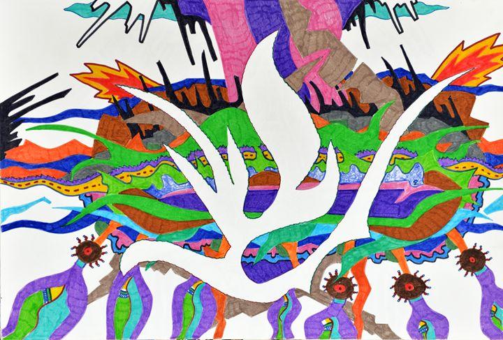 BIRTH OF THE SPIRIT - Fernando lopez