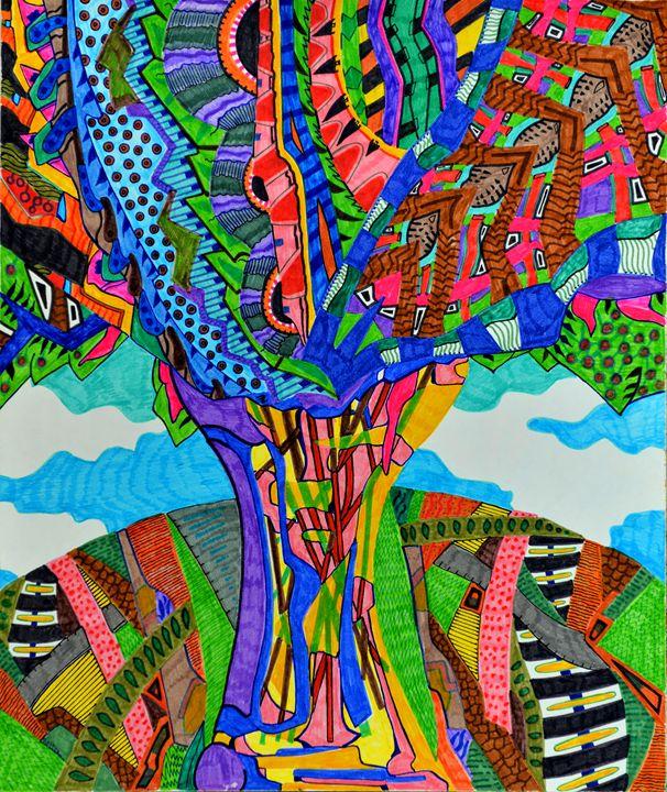 TREE VASE - Fernando lopez