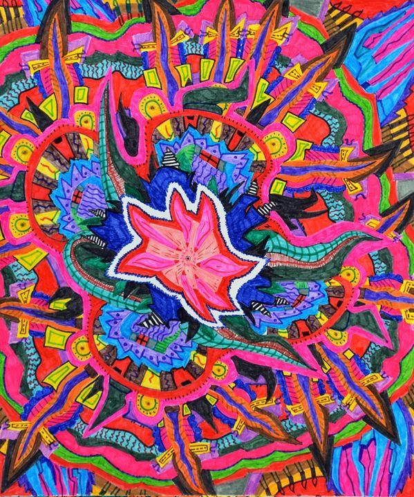 STAR FLOWER - Fernando lopez