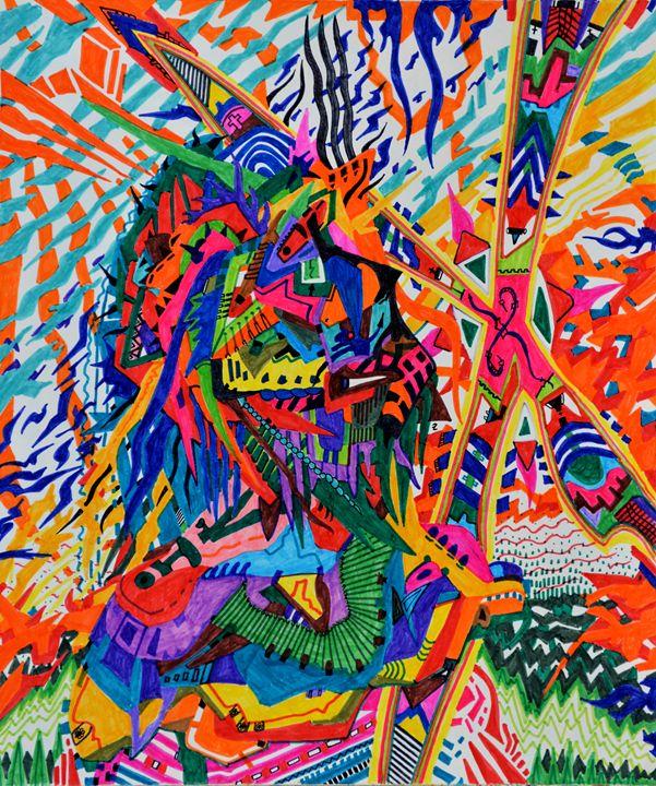 LION'S CROSS - Fernando lopez