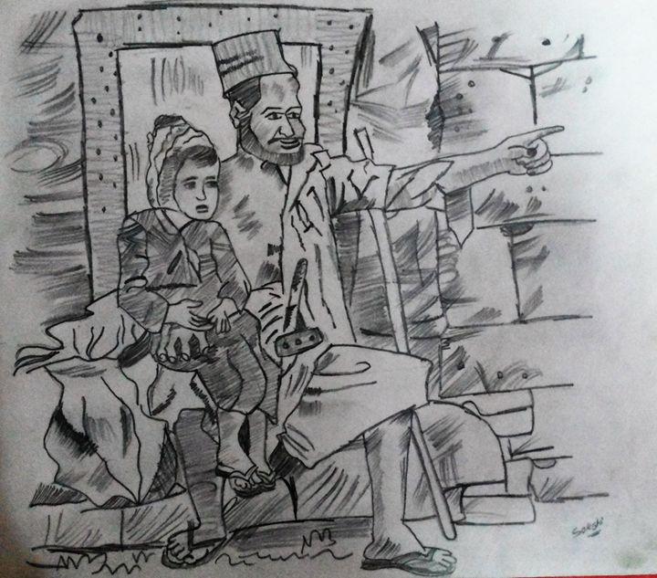 portrait - sakshi jain