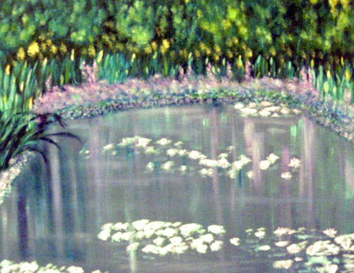 Lily Paradise - William Marlette (Diversity)