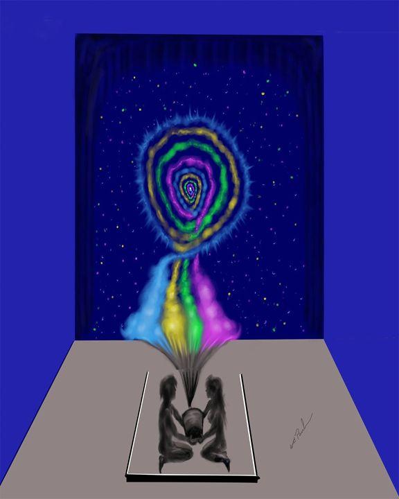 Beautiful Starry Night - William Marlette (Diversity)