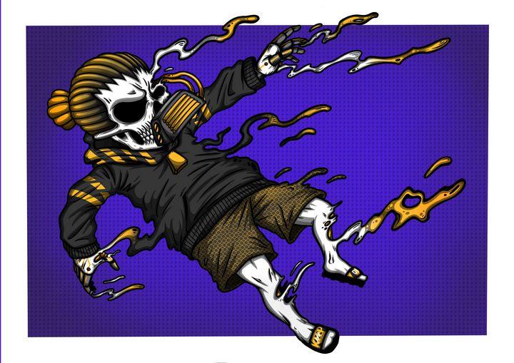 """DreadSkull the Drown """"dangerous kid"""" - WVD.studio"""