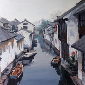Memory of Jiangnan watery town