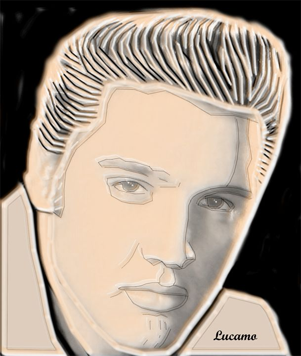 Elvis - Lucamo: Creating with images
