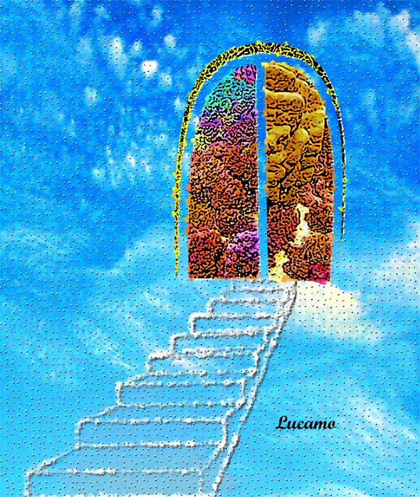 HeavenDoor - Lucamo: Creating with images