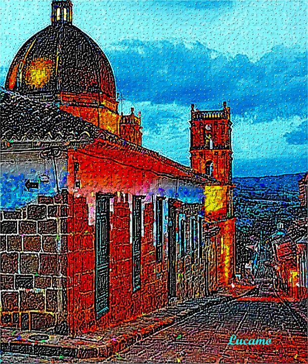 Colonial-Colombia - Lucamo: Creating with images