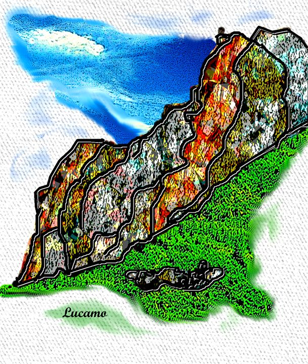 Crag - Lucamo: Creating with images