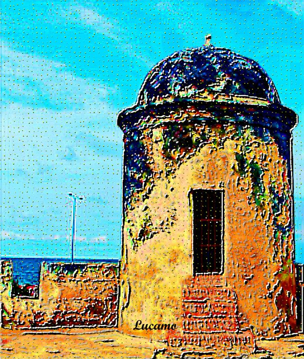 Cartagena - Lucamo: Creating with images
