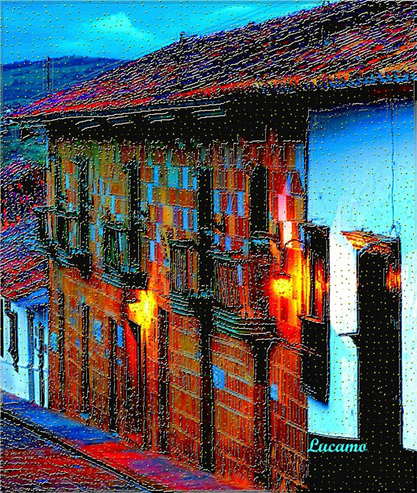 Colonial Colombia 2 - Lucamo: Creating with images