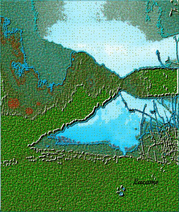 Lake - Lucamo: Creating with images