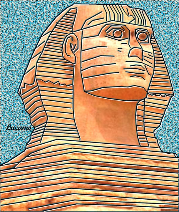 Sphinx - Lucamo: Creating with images
