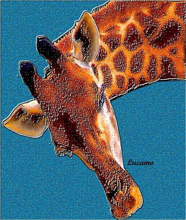 Giraffe - Lucamo: Creating with images