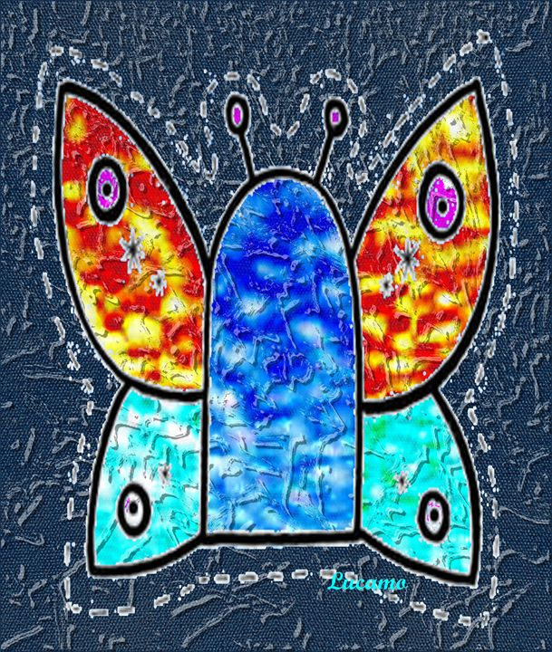 Butterfly - Lucamo: Creating with images