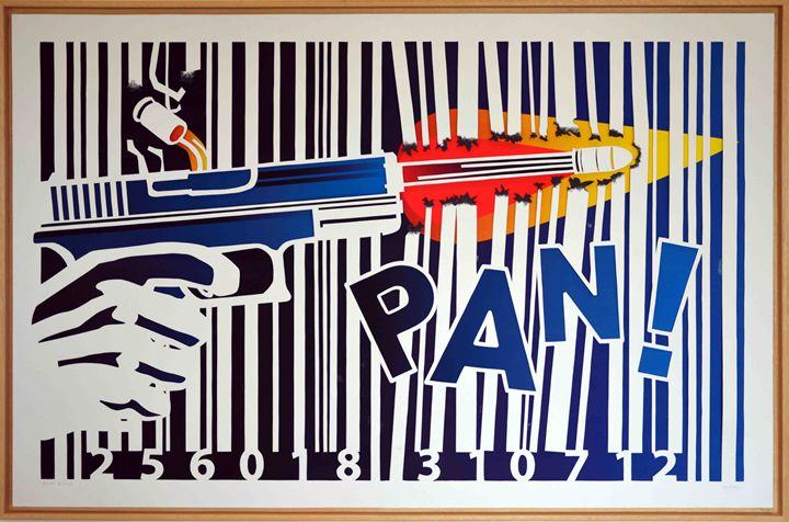 Gun Code - Mitch Gallery
