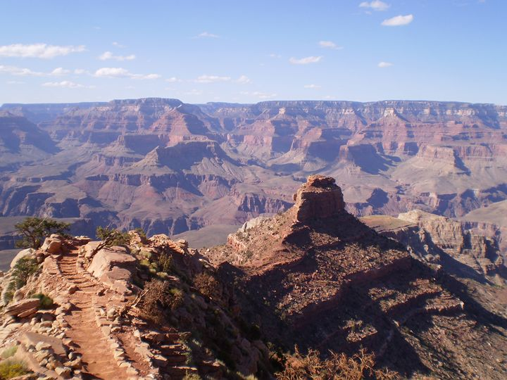 Grand Canyon I - Here is the world