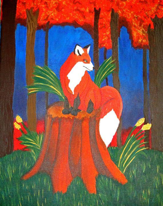 The Fox - Sarah Washabaugh
