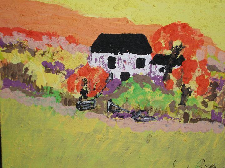 Abandonded Farm - Joseph S. Psutka