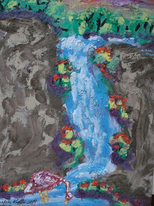 Tropical Waters - Joseph S. Psutka
