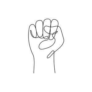 Fist - nankeedal