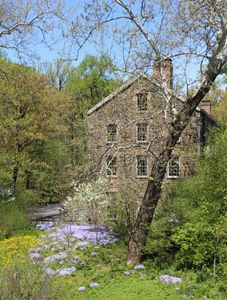 Mill House in the Botantical Garden