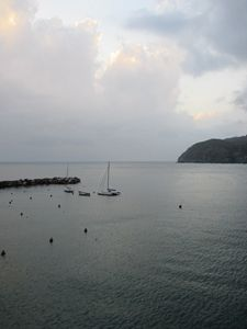 Storm Coming in Levanto