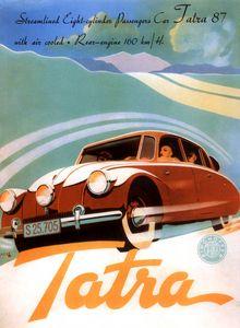 Tatraplan advertise