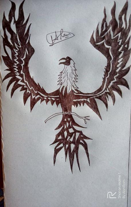 Eagle - Sketches