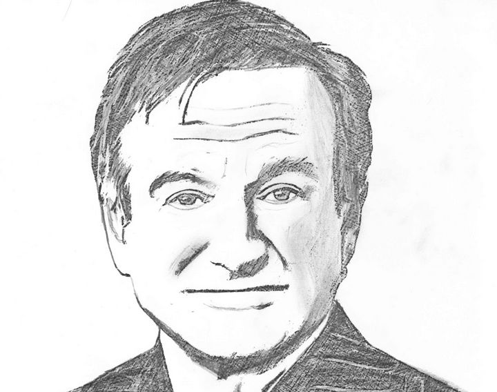 Robin Williams - Robert Scott
