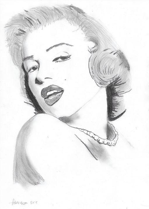 Marilyn Monroe - Robert Scott