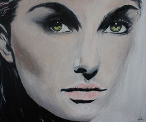 Natalie Portman Self-Portrait