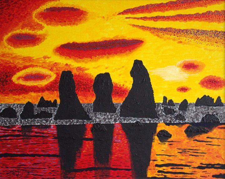 Creation - Philip's Oil Paintings