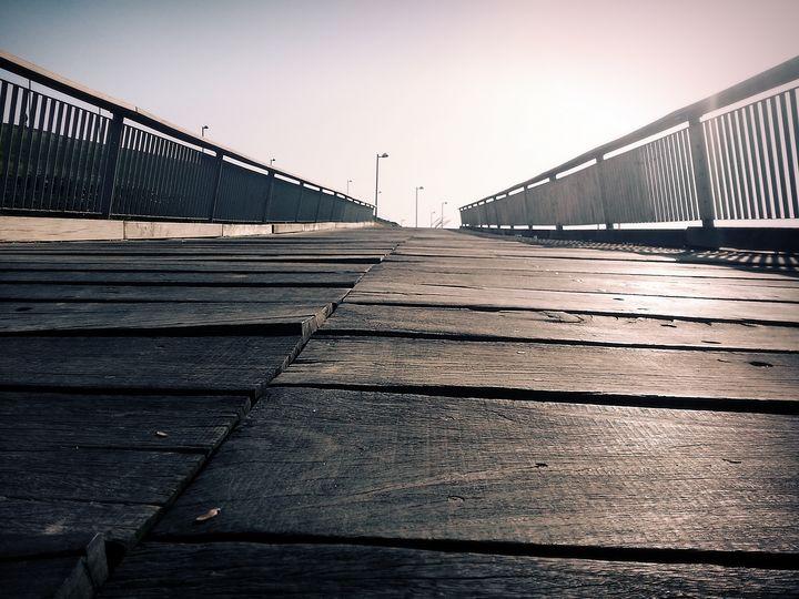 Wooden Bridge - Maor Winetrob